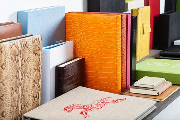 Auswahl an Portfolios von Heiner Hauck