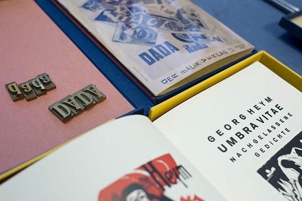 Galeriebild Buchbinderwerkstatt Berlin