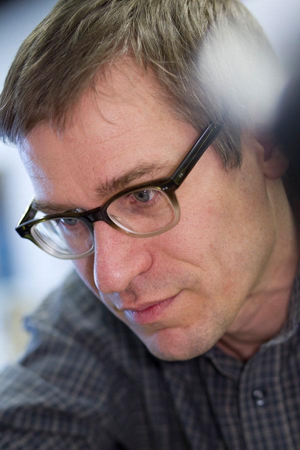 Markus Rottman, Leiter der Buchbinderei